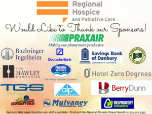 Businesses that donate raffle prizes for benefit