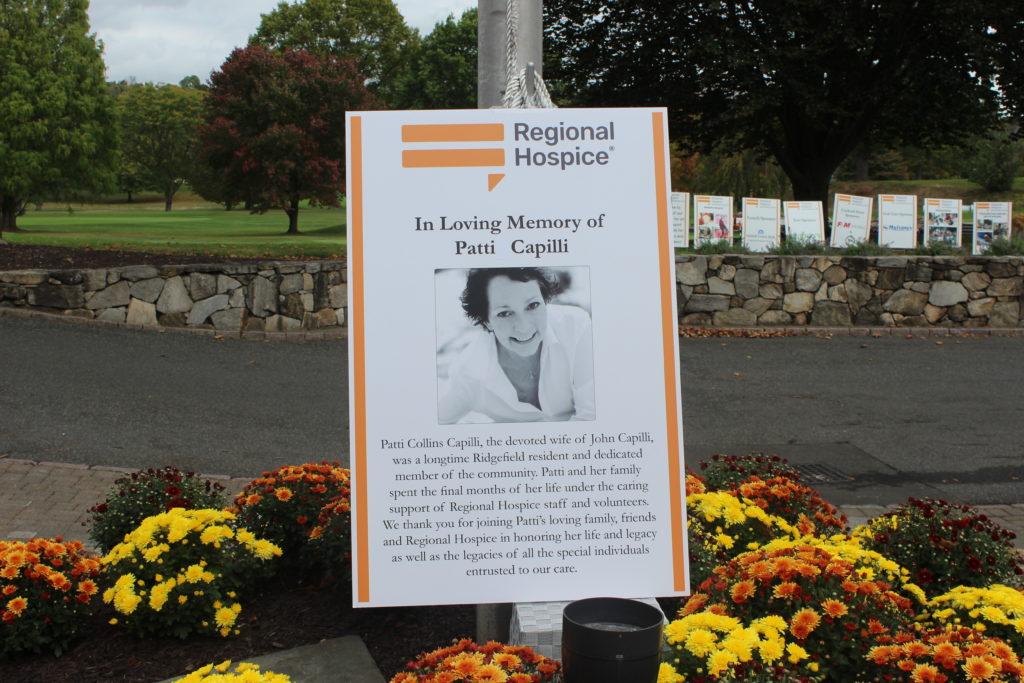 patti capilli memorial sign