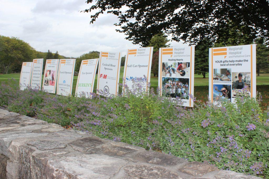 regional hospice sponsor posters