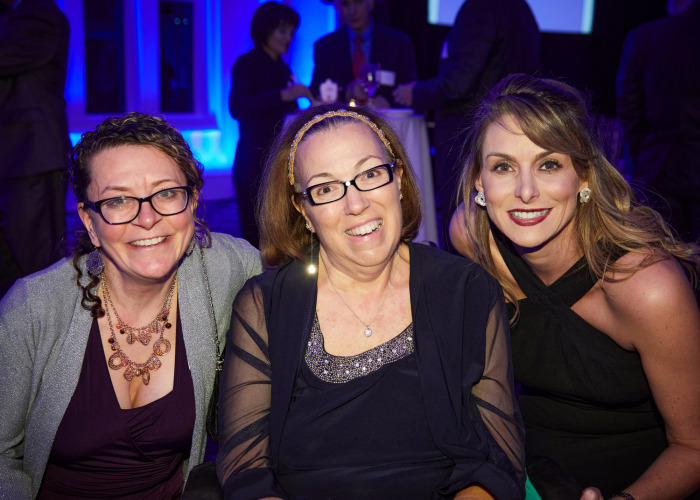 Regional Hospice Reveal for Building Under the Stars Attendee and C