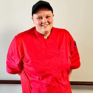 chef julie from regional hospice